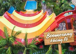 4 trò chơi cảm giác mạnh dưới nước tại Vinwonders Phú Quốc