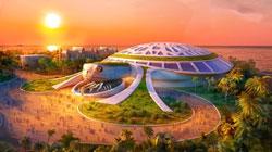 Cung điện Hải Dương Vinwonders Phú Quốc